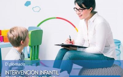 Diplomado: Intervención infantil educativa y terapéutica